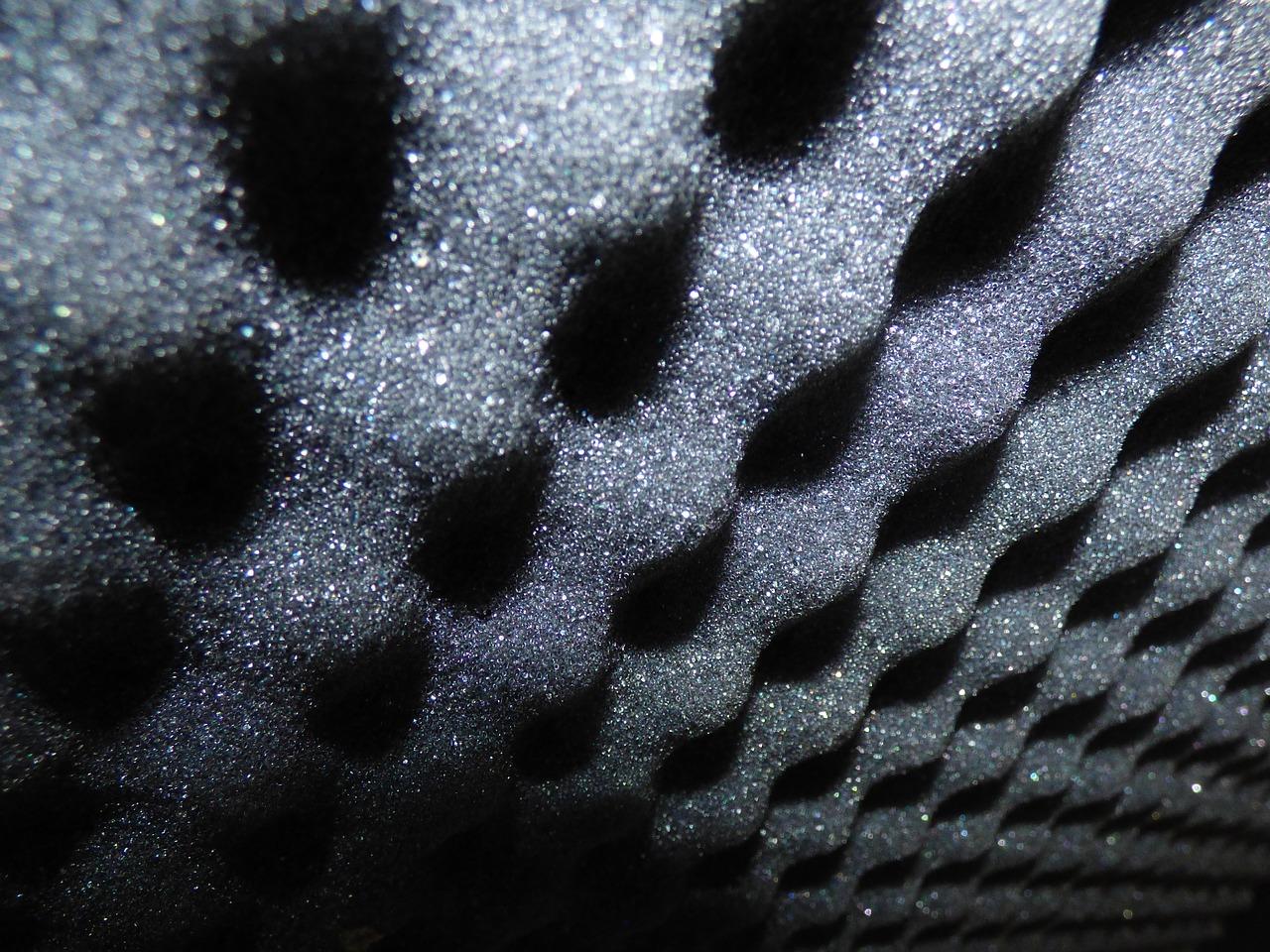 akustická pena