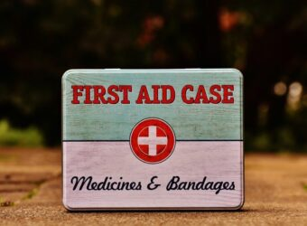 kufrík prvej pomoci