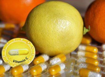 vitamin-c a citrón